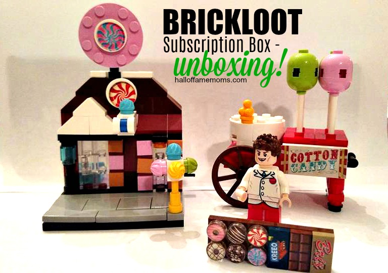BRICKLOOT Subscription Box - UNBOXING