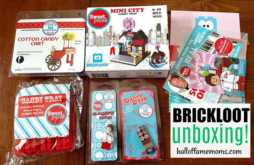 See Inside this BRICKLOOT Subscription Box UNBOXING