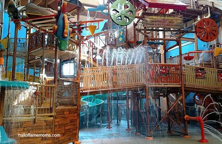 All known Ohio Indoor Waterparks