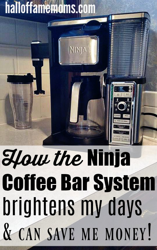 How the Ninja Coffee Bar System Can Save Me Money