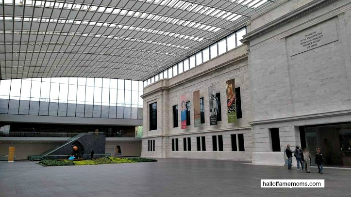 Cleveland Museum of Art offers Free Admission and Lots of History