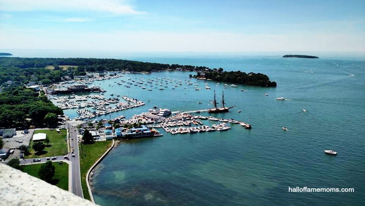 Perry's Victory and International Peace Memorial on Put-in-Bay (Pt 5)