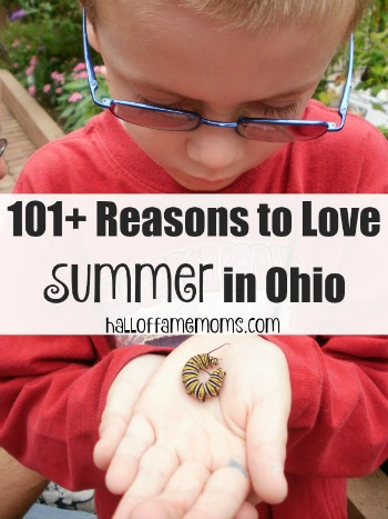 101+ Reasons to Love Summer in Ohio