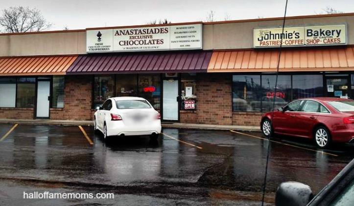 Visiting Anastasiades Exclusive Chocolates in Ohio