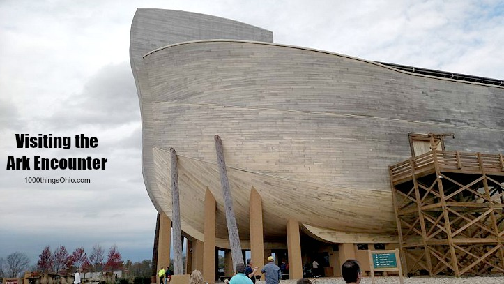 See Inside our Visit to the Ark Encounter