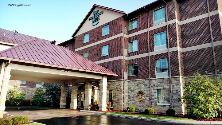 We found a Home Away from Home at Homewood Suites
