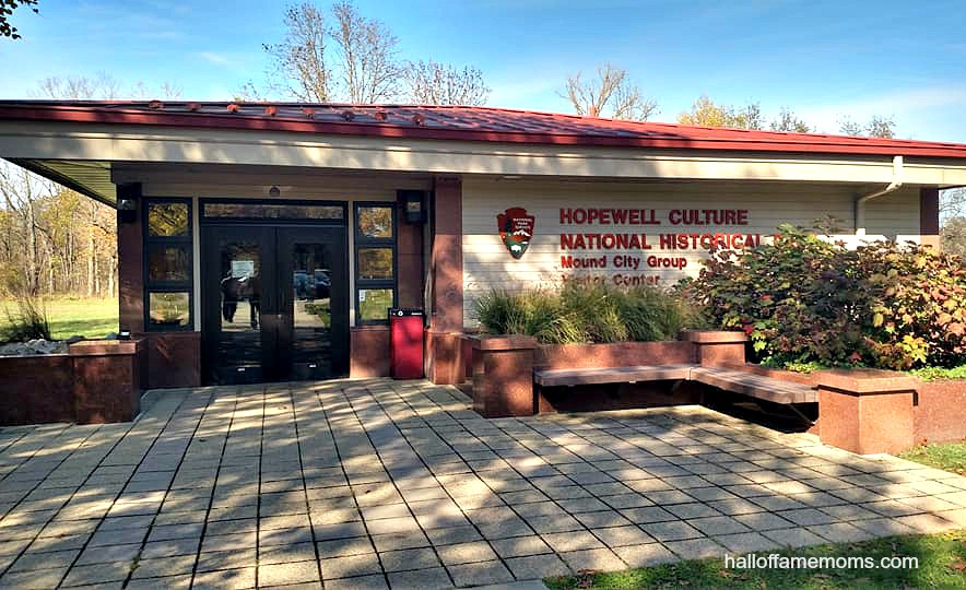 Visiting the Hopewell Indian Burial Mounds in Ohio