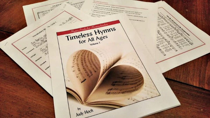 Timeless Hymns for All Ages: Homeschooling Hymn Study