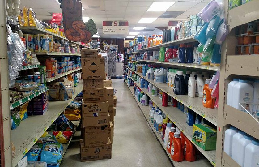 Where to buy groceries on Put-in-Bay, South Bass Island, Ohio