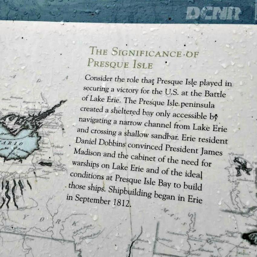Presque Isle history