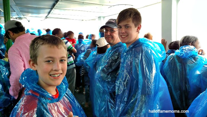 5 Tips before you Ride the Maid of the Mist in Niagara Falls, New York