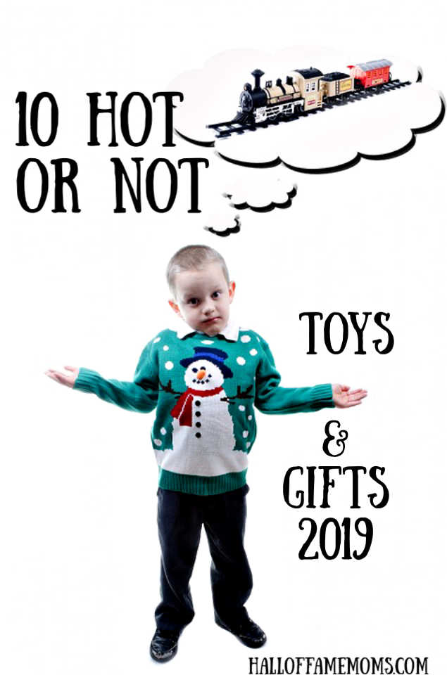Hot or Not Toys & Gifts 2019