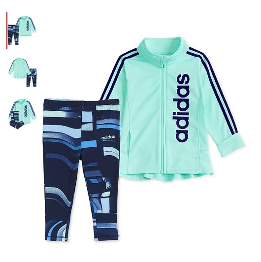 Adidas Toddler set  #AdidasAtMacys #ad