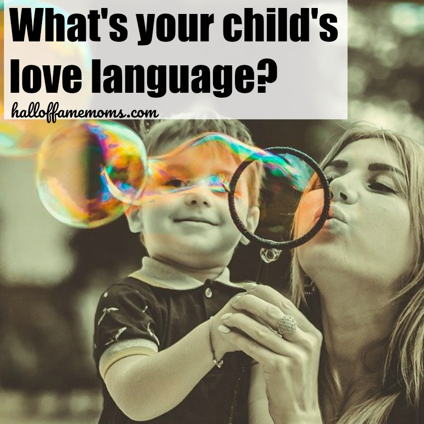 How do I know what my child's love language is? Valentine's Day for kids and parents.